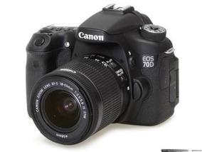 Canon 70d + 18-135mm