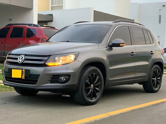 Volkswagen Tiguan At 2000cc Turbo 4x4