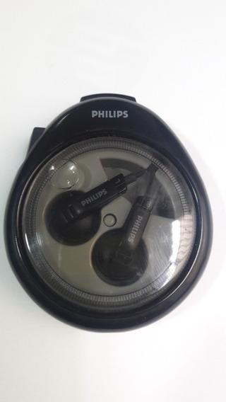 Fone De Ouvidos Philips Com Estojo