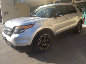 Ford Explorer 3.5 Sport 4x4 Mt 2015