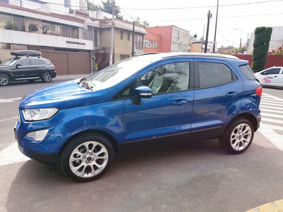Ford Ecosport 2.0 Titanium 2019
