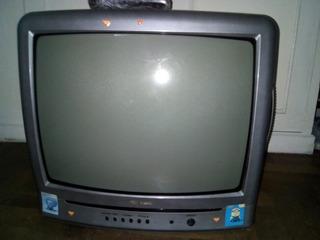 Tv 21 Pulgadas Microsonic C/ Control Remoto