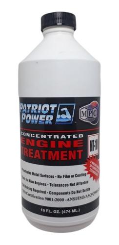 Aditivo Patriot Power Mt 10 Para Motor X 473ml - Lubrione