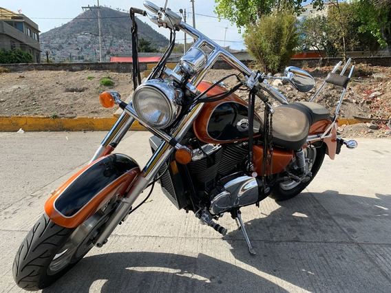 Honda Shadow 1100 Modelo 2004... Hermosa !!!