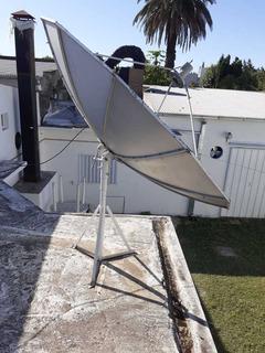Antena Parabólica Banda C