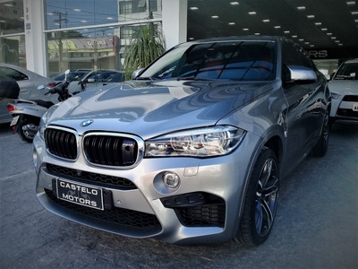 X6 4.4 M 4x4 Coupe V8 32v Bi-turbo Gasolina 4p Au 2016/2017
