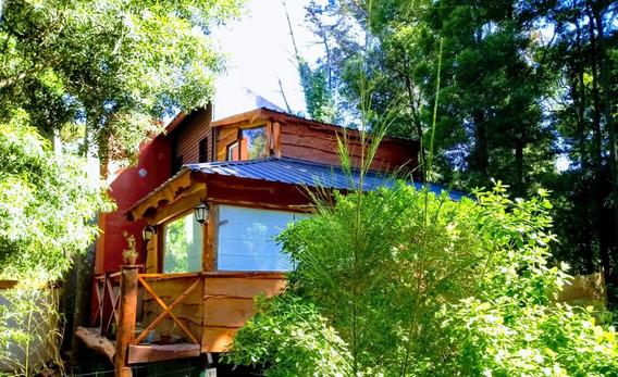 Cabaña Alquiler Temporal Bosque Peralta Ramos Mdp