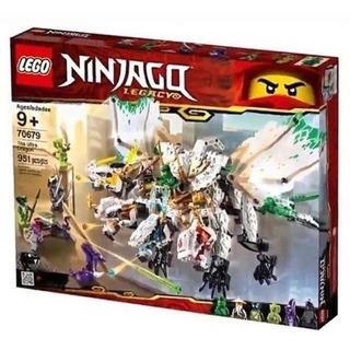 Todobloques Lego 70679 Ninjago El Ultra Dragon