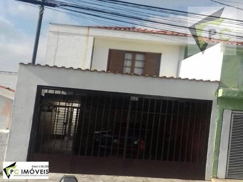 Imagem 1 de 19 de Sobrado Com 3 Dormitórios À Venda, 129 M² Por R$ 439.000,00 - Casa Verde Alta - São Paulo/sp - So0014