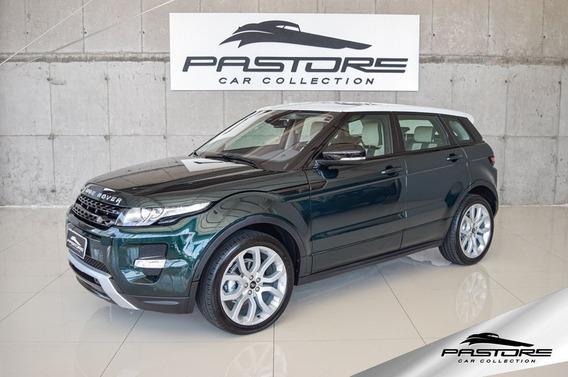 Land Rover Evoque Dynamic Si4