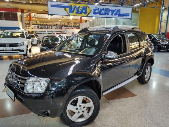 Renault Duster 1.6 Dynamique Flex * C/ Bancos Em Couro *
