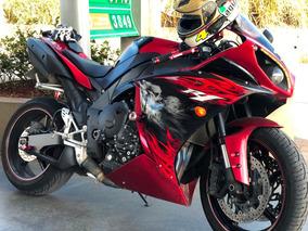 Moto Yamaha Yzf R1 1000 Vermelha Edição Limitada Caveira!