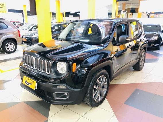 Jeep Renegade 1.8 16v Flex Sport 4p Aut (7886)