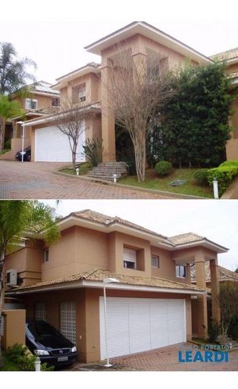 Casa Em Condomínio - Alto Da Boa Vista - Sp - 594998