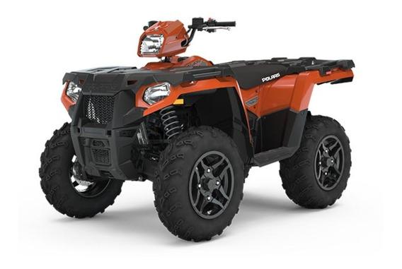 Polaris Sportsman 570 Premium Orange Rust