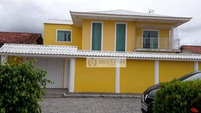 Casa Com 6 Dormitórios À Venda, 303 M² Por R$ 1.000.000 - Pontinha - Araruama/rj - Ca0313