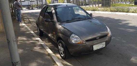 Ford Ka Gl 1.0 Zetech Rocam 2000/2001 3portas Aurovel