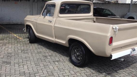 Chevrolet C10 - 1974 - Reformada