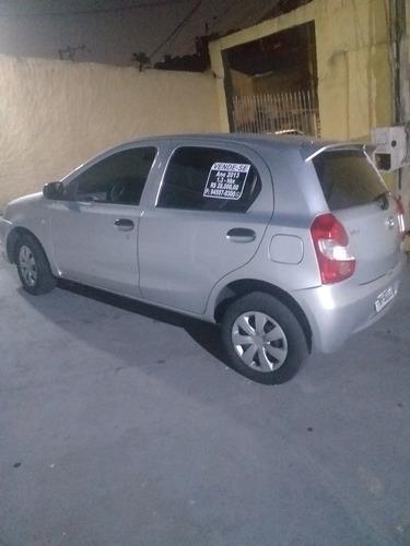 Toyota Etios 1.3 Hbx