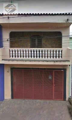 Sobrado Com 3 Dormitórios À Venda, 100 M² Por R$ 308.750 - Parque Pinheiros - Taboão Da Serra/sp - So0686