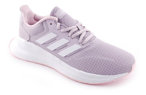Pebish cero chorro  Zapatilla Running Runfalcon Lila Rosa adidas Mujer | Mercado Libre