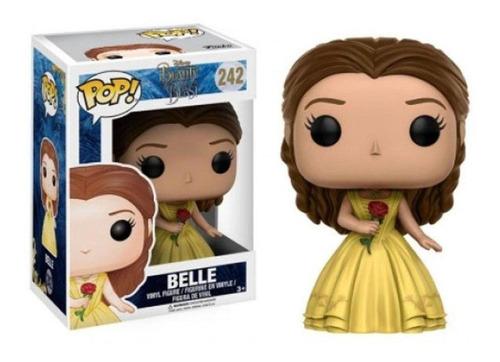 Funko Pop Disney Belle Bela E A Fera 242