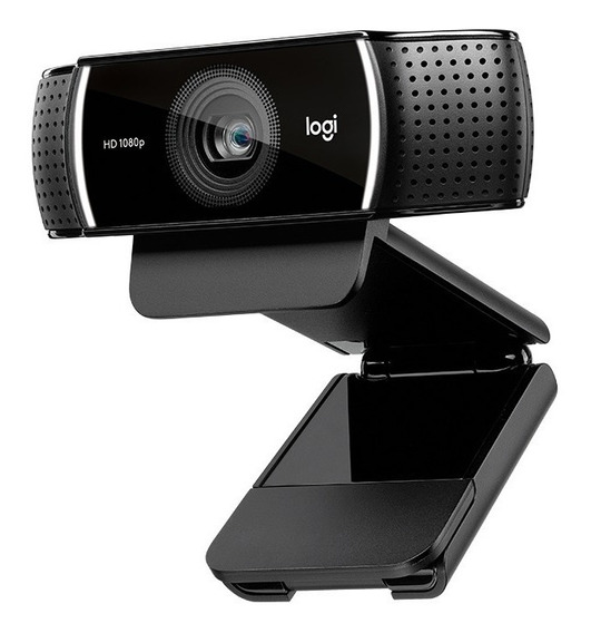 Webcam Logitech C922 Pro Full Hd 1080p Stream Youtuber