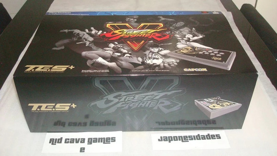 Mad Catz Street Fighter V Arcade Fightstick Tes+ Ps4/ps3