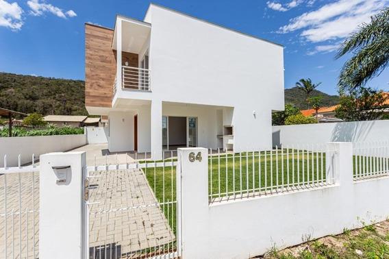 Casa Em Condomínio No Alto Do Ribeirão Da Ilha - Ca2335