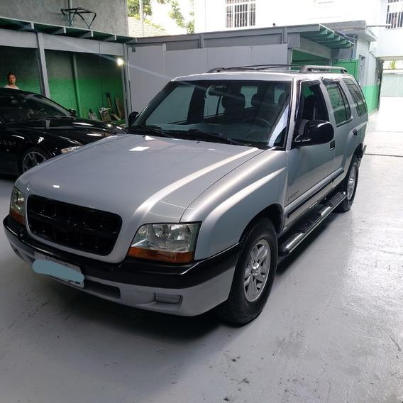 Chevrolet Blazer 2.4 5p 2002 - Toda Revisada