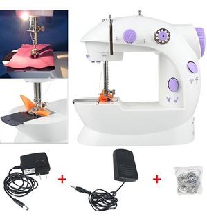 Maquina Coser Portatil Mini Electrica Sewing Machine