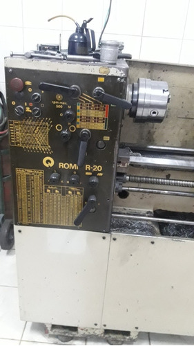Torno Mecânico R20