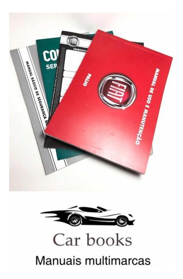 Manual Fiat / Palio 2011/2012 12x S/ Juros Frete Grátis