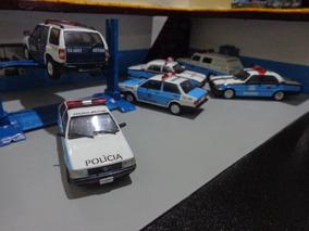 Miniatura Carros De Polícia Do Rio De Janeiro