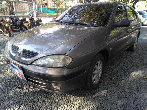 Renault Megane 2005 Motor 1.4