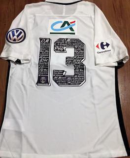 Camisa Paris St Germain Copa Da França 2017 Jogador
