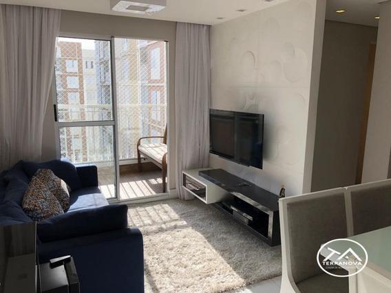 Apartamento Com 03 Dormitório(s) Localizado(a) No Bairro Vila Independência Em São Paulo / São Paulo - Ap0830