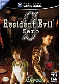 Resident Evil Zero Gamecube