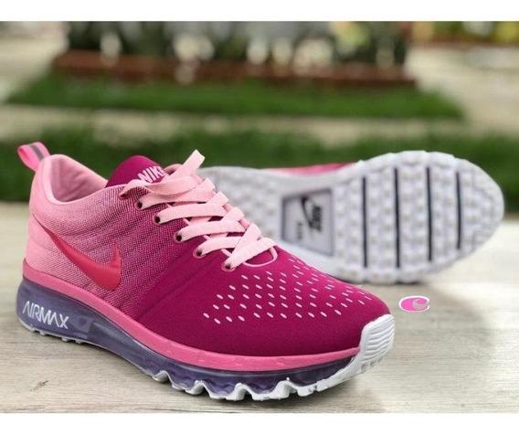 Zapatillas Mujer,tenis Nike Camara,deportivos