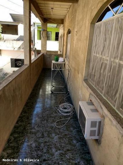 Casa Para Locação Em São João De Meriti, Jardim José Bonifácio, 2 Dormitórios, 1 Banheiro, 1 Vaga - Cal68