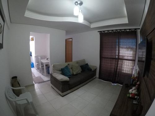 Apartamento À Venda, 55 M² Por R$ 250.000,00 - Vila Dainese - Americana/sp - Ap0439