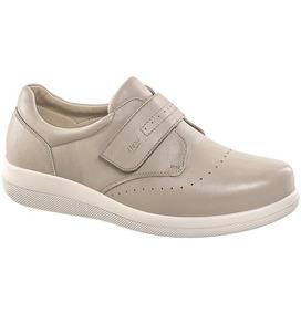 Zapatos Confort Flexi 6477f Piel Natural Udt Dama