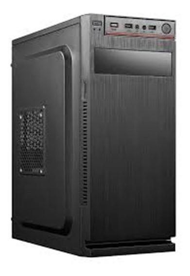 Pc Cpu Desktop Intel Core I5 Hd 500gb 4gb Dvdrw Wi-fi #novo