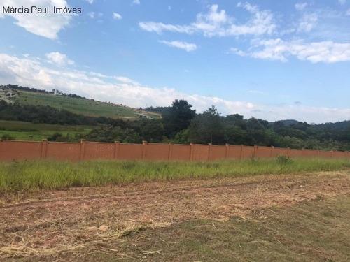 Imagem 1 de 15 de Terreno A Venda No Condomínio Alphaville  2 - Vila Maringá - Jundiaí. - Te01209 - 69325692