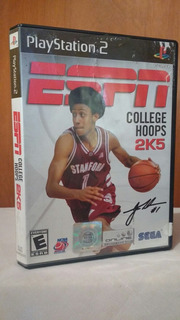 Espn College Hoops 2k5 (con Manual) Ps2 Playstation 2 Od.st