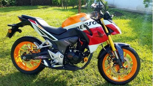 Honda Cb190r Repsol 2021