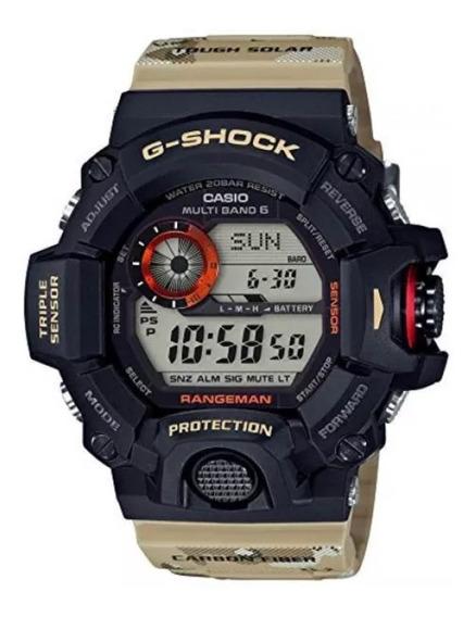 Relógio Casio G-shock Rangeman Camouflage Gw-9400dcj1