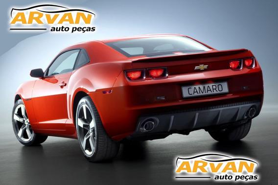 Sucata Camaro 2012 6.2 V8 Venda De Peças