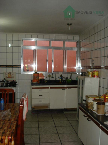 Imagem 1 de 3 de Sobrado  Residencial Para Venda E Locação, Parque Marabá, Taboão Da Serra. - So0059