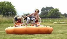 Hovercraft Hovery B1